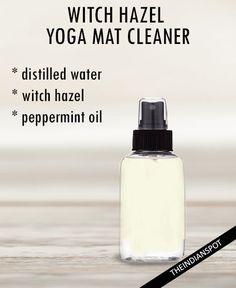 122 Best Yoga Mat Cleaner Images In 2020 Yoga Mat Cleaner Yoga Mat Yoga