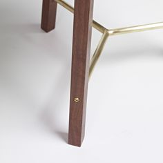 A slimmer, taller version of our Series Two Coffee Table, this beautiful and helpful little side table can be put to good use anywhere in your home.