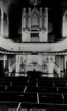 East End Methodist Mission Clarence Street Shieldfield Newcastle upon Tyne Unknown 1912 by Newcastle Libraries