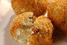 Arancine di Riso (Sicilian Rice Croquettes)