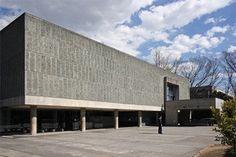 ル・コルビュジエ 国立西洋美術館