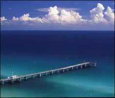 Panama City Beach, Florida...going in 4 weeks.  Must stay a month upon retirement