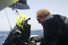 Without ever having sailed together before, Ryan Breymaier and Pepe Ribes crossed the Atlantic Ocean in a 60-foot monohull, one of five boats in the June 2014, IMOCA Ocean Masters New York to Barcelona race.