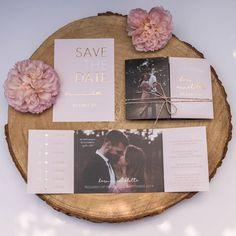 Wedding Invitation Format, Addressing Wedding Invitations, Wedding Invitations With Pictures, Engagement Invitations, Wedding Stationary, Invitation Cards, Invites, Woodsy Wedding, Dream Wedding
