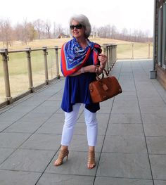 """I appreciate questions from readers because finding helpful answers challenges me. """"Show me how to build a basic summer wardrobe if I do not wear dresses, skirts, shorts or sleeveless tops."""" This one"""