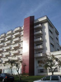 #Edificios #Contemporaneo #Balcon #Exterior #Fachada
