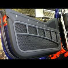 The Door Panel Is on The Jeep!!!!  custom