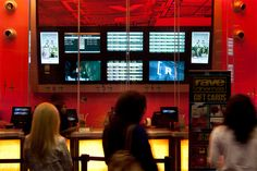 Rave Cinema box office, Las Vegas
