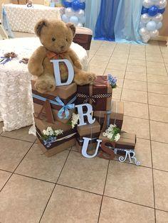 Teddy bear theme baby shower!!