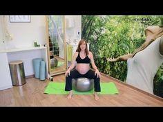 Ejercicios de suelo pélvico para embarazadas - YouTube