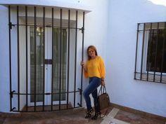 Viviendo los 50: Top Amarillo