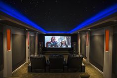 Desert Sunset Theater Build - AVS | Home Theater Discussions And Reviews
