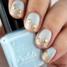 Summer Nail Art Ideas To Try When You're Lounging Poolside