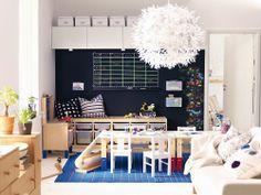 çocuk odalarında oyun alanı
