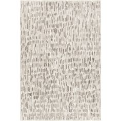 Misty Hand-Tufted Beige/Charcoal Area Rug