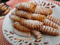 Cocinando para ellos : GUSANILLOS DE CARNAVAL