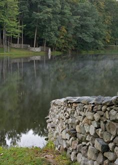 Storm King Art Center, Hudson Valley 1 hr north of NYC (Undulating Wall by Andy Goldsworthy)