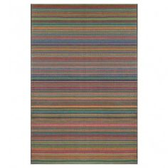 For front porch?  Several sizes availble. Reversible & Recycled Rainbow Indoor/Outdoor Rug | VivaTerra