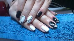 Luxury nails are classic black and white color combination. Leopard prints lovers will estimate such design. Changing colors on nails makes it not so strict, but a little bit gentle and soft. Such colors will give you an opportunity to choose clothes of any style.…