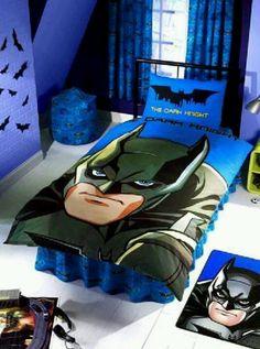 Bat Man room want this sooo baad