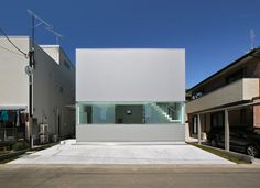 House T - Mitsuharu Kojima Architects