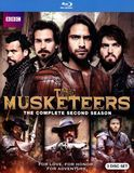 The Musketeers: Season Two [3 Discs] [Blu-ray]