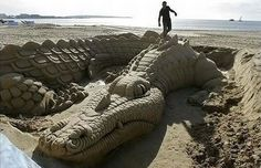 Amazing Sandcastles - Bing Images