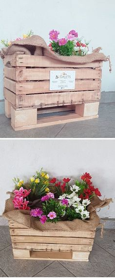 The easiest way of maximizing your storage is now possible with Low-Cost Wood Pallet, which helps us to increase the available space with simple and … Pallet Side Table, Wood Pallet Tables, Pallet Wall Decor, Wood Pallet Furniture, Pallet Art, Pallet Projects, Wood Pallets, Pallet Dog House, Pallet Storage