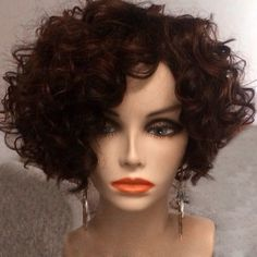 GET $50 NOW | Join RoseGal: Get YOUR $50 NOW!http://m.rosegal.com/synthetic-wigs/short-inclined-bang-afro-fluffy-1253057.html?seid=pedih5t861t9dm6uin3f1s1bo0rg1253057