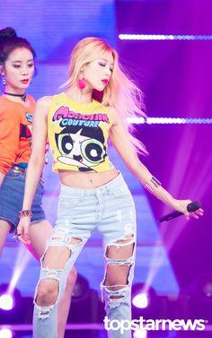 [HD포토] 원더걸스(Wonder Girls) 유빈 걸크러쉬 매력 발산 #topstarnews