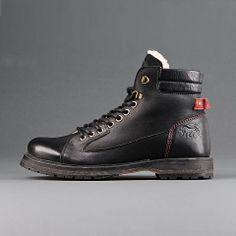 El Tempo — 114 #shoes #leather #black