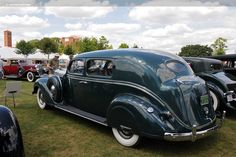 1938 Chrysler Custom Imperial