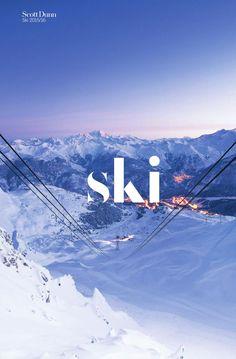 Scott Dunn ski brochure