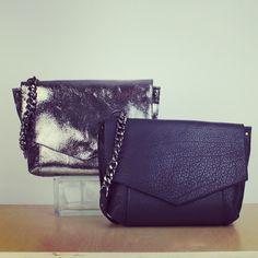 The Gun bag www.elizabethdunn.co.uk  . . . #Madeinbrooklyn #support #independent #brands #newyorkbags #bagsofnewyork #NewYork #NYC #Brooklyn #leather #bag