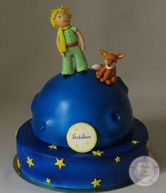 Gâteau Petit Prince (from Gateaux sur Mesure Paris - Cake Design, Ateliers pâte à sucre, Gateaux d'Exposition)