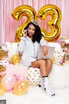 Slumber Party Birthday, 23rd Birthday, Teen Birthday, Slumber Parties, Birthday Party Decorations, Birthday Shots, Birthday Outfits, Birthday Ideas For Her, Birthday Girl Pictures