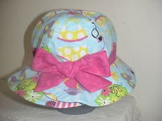 Trip To The Beach Sun Hat For Infants And by sealedwithstitches, $12.00