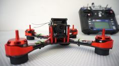 Realacc GX210 RTF FPV Racing Quadcopter Unboxing Review