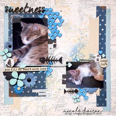 Nicole with you today to share my January Mood Board project! This is the truly gorgeous mood bo. Tribal Arrows, Cat Sketch, Beautiful Sketches, Heart With Arrow, Sketch Design, Attic, Scrapbook Pages, Fur Babies, Stencils