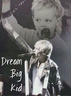 Aww I love this so much ❤ it makes me want to cry because. He is come a long way