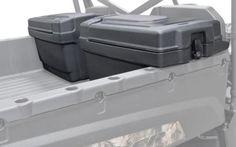 UTV Headquarters - Polaris Ranger Saddle Box Set By Raider Kawasaki Mule, Polaris Ranger, Tool Box, Raiders, Atv, Tools, Hunting, Fishing, Truck