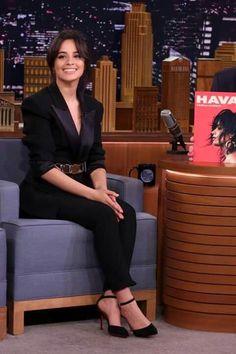 Camila Cabello Jimmy Fallon Show