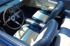 1965 Ford Mustang Luxury Convertible