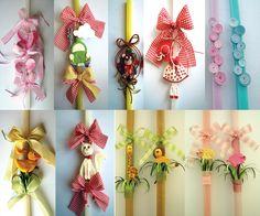 πασχαλινες λαμπαδες χειροποιητες - Αναζήτηση Google Psalm Sunday, Easter Crafts, Crafts For Kids, Easter Ideas, Spring Has Sprung, Spring Crafts, True Love, Candles, Crafty