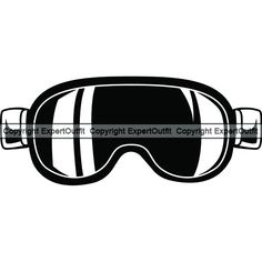 Goggles Glasses, Eye Glasses, Adventure Clothing, Snowboard Goggles, Headgear, Sign Design, Snowboarding, Eyewear, Safety