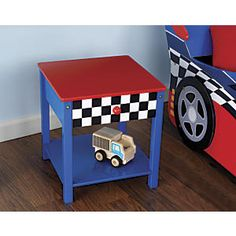 13 Inch Race Car theme Hand Painted Wooden Letters Price is Per