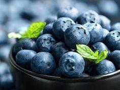 Cobbler Azul e Preto com Limão-Siciliano - Food Network
