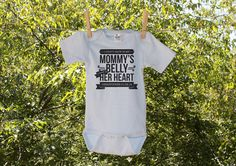 Adoption I Didn't Grow In My Mommy's Belly I by Nestingproject, $13.50
