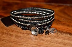 The Ultimate Sterling Silver Marathon  Four Wrap by Runwraps, $150.00