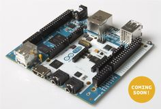 Arduino TRE  First Arduino board manufactured in the U.S. SOC: Sitara AM335x  Atmel ATmega32u4 Clock Speed	16 MHz Flash Memory	32 KB (ATmega32u4) SRAM	2.5 KB (ATmega32u4) EEPROM	1 KB (ATmega32u4) Digital I/O Pins (5V logic)	14 PWM Channels (5V logic)	7 Analog Input Channels	6 (plus 6 multiplexed on 6 digital pins) Processor	Texas Instrument Sitara AM3359AZCZ100 (ARM Cortex-A8) Clock Speed	1 GHz SRAM	DDR3L 512 MB RAM Networking	Ethernet 10/100 ...
